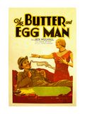 The Butter and Egg Man Print