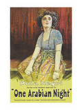 One Arabian Night Print