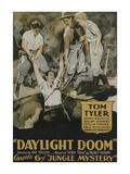 Jungle Mystery - Daylight Doom Posters