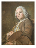 Jean Marc Nattier Posters by Louis Tocque