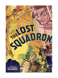 The Lost Squadron Posters
