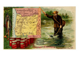 Oregon Prints by  Arbuckle Brothers