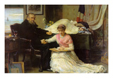 North-West Passage Art by John Everett Millais