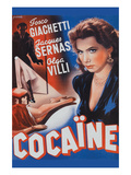Cocaine Posters