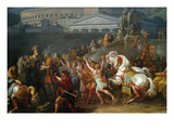 The Triumph of Aemilius Paulus, Print by Carle Vernet
