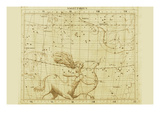 Sagittarius Prints by Sir John Flamsteed