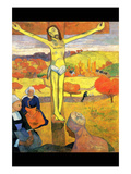 The Yellow Christ Premium Giclee Print by Paul Gauguin