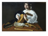 The Lute Player Photo by Caravaggio