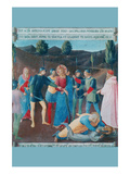 Capture of Christ by Angelico Posters by Fra Angelico