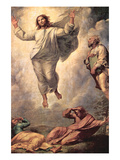 Transfiguration of Christ Affiches par Raphael