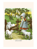 Little Bo Peep Posters by  Bird & Haumann