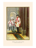 Body Guard of Her Majesty the Empress Prints by G. Arnold
