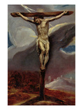 Christ at the Cross Print by El Greco