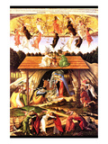 Nativity Prints by Sandro Botticelli