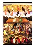 Nativity Premium Giclee Print by Sandro Botticelli