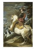 Don Gaspar De Guzmán (1587–1645), Count-Duke of Olivares Posters van Diego Velázquez