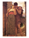 Wedded Art by Frederick Leighton