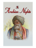 The Arabian Nights Art by Jason Pierce