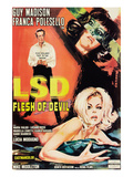 Lsd: Flesh of the Devil Prints
