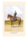 Queens Own Royal Regiment - Staffordshire Yeomanry Prints by Walter Richards