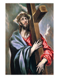 Christ Carrying the Cross Photo by El Greco