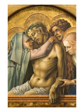 Pieta Prints by Carlo Crivelli