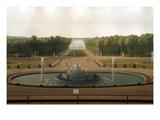 Palace and Gardens of Versailles Kunstdrucke von John Vanderlyn