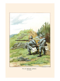 20th Middlesex Volunteers - Artists Prints by Walter Richards