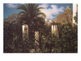 Garden, Capri Italy Posters by Frederick Leighton