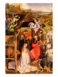 Birth of Christ Prints by  Campin
