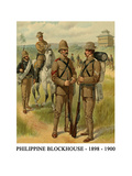 Philippine Blockhouse - 1898 - 1900 - Posters by Henry Alexander Ogden