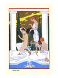 Ancient Rome Print by George Barbier