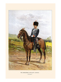 Honorable Artillery Company - Cavalry Prints by Walter Richards