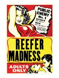 Reefer Madness Art