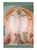 Transfiguration of Christ Art by  Fra Angelico
