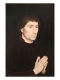 Tommaso Di Folco Portinari (1428–1501) Prints by Hans Memling
