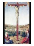 Christ Crucified Prints by  Messina