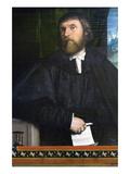 Portrait of a Man Print by Moretto Da Brescia