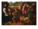 Adoration of the Magi Prints by Gerard David