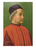 Portrait of a Man Art by Domenico Ghirlandaio