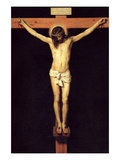 Crucified Christ Posters van Diego Velázquez
