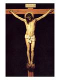 Crucified Christ Poster von Diego Velázquez