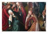 Crucifixion Posters by Jacob Cornelisz van Oostsanen