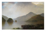 Lake George Landscape Prints by John Frederick Kensett