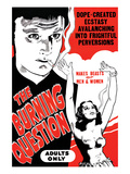 The Bruning Question Posters