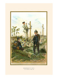 Railway Troops of the 1st and 2nd Regiments Prints by G. Arnold