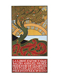 Alphonse Mucha - The New Aesthetic - Modern Museum - Reprodüksiyon