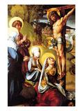 Christ on the Cross Posters by Albrecht Dürer