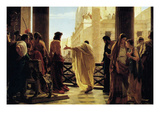 Ecco Homo Poster by Antonio Ciseri