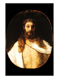 Christ Prints by  Rembrandt van Rijn
